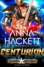 centurion by anna hackett