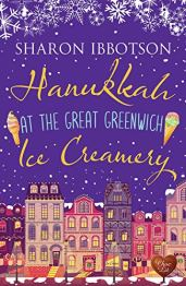 hanukkah at the great greenwich ice creamery by sharon ibbotson