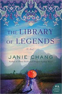library of legends by janie chang