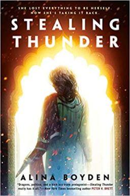 stealing thunder by alina boyden