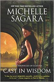 cast in wisdom by michelle sagara