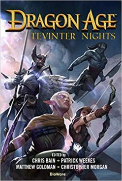 dragon age tevinter nights edited by patrick weekes