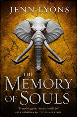 memory of souls by jenn lyons