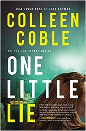 one little lie by colleen coble