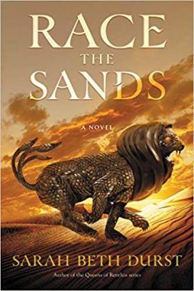 race the sands by sarah beth durst