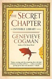 secret chapter by genevieve cogman
