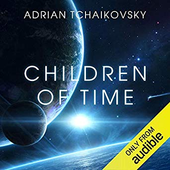 children of time by adrian tchaikovsky audio