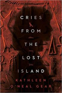 cries from the lost island by kathleen oneal gear
