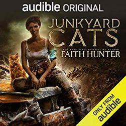 junkyard cats by faith hunter audio