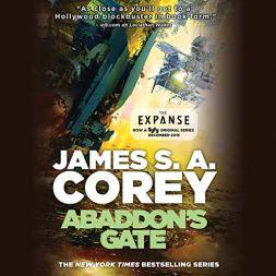 abbadons gate by james sa corey audio