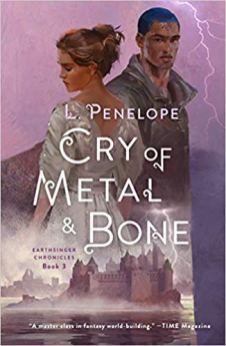 cry of metal and bone by l penelope