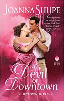 devil of downtown by joanna shupe