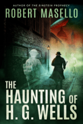 haunting of hg wells by robert masello