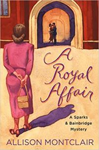 royal affair by allison montclair