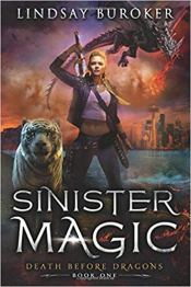 sinister magic by lindsay buroker