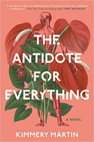 antidote for everything by kimmery martin