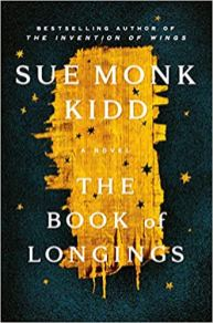 book of longings by sue monk kidd
