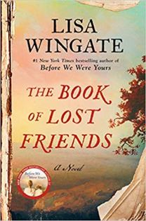 book of lost friends by lisa wingate