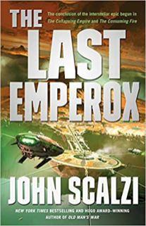 last emperox by john scalzi