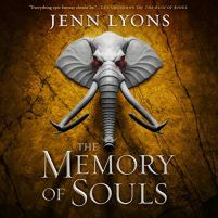 memory of souls by jenn lyons audio