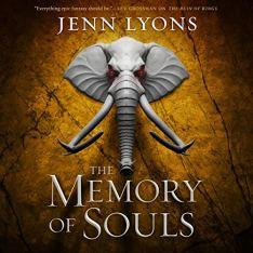 memory of souls by jenn lyons audio