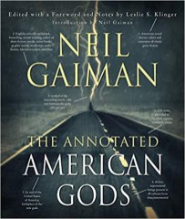annotated american gods by neil gaiman