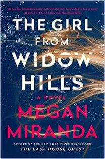 girl from widow hills by megan miranda