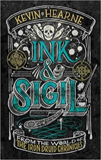 ink and sigil by kevin hearne