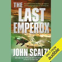 last emperox by john scalzi audio