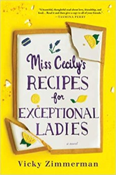 miss cecilys recipes for exceptional ladies by vicky zimmerman
