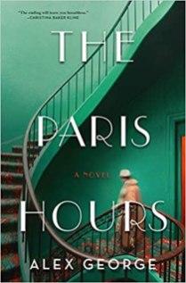 paris hours by alex george
