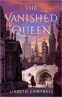 vanished queen by lisbeth campbell