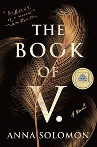 book of v by anna solomon