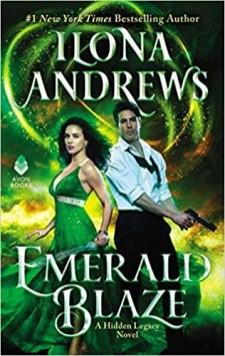 emerald blaze by ilona andrews