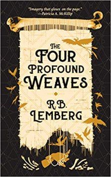 four profound weaves by rb lemberg