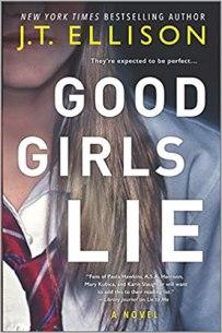 good girls lie by jt ellison