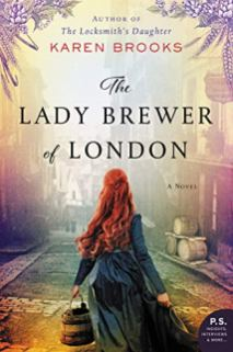 lady brewer of london by karen brooks