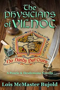 physicians of vilnoc by lois mcmaster bujold