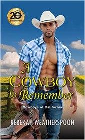 cowboy to remember by rebekah weatherspoon