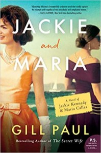 jackie and maria by gill paul