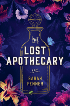 lost apothecary by sarah penner