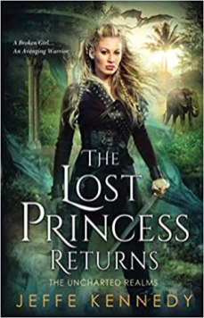 lost princess returns by jeffe kennedy