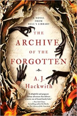 archive of the forgotten by aj hackwith