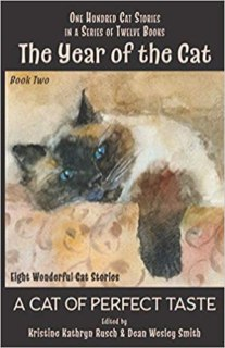 year of the cat a cat of perfect taste edited by kristine kathryn rusch and dean wesley smith