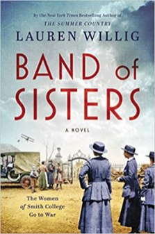 band of sisters by lauren willig