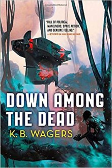 down among the dead by kb wagers