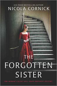 forgotten sister by nicola cornick