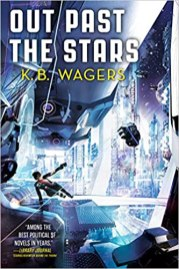 out past the stars by kb wagers