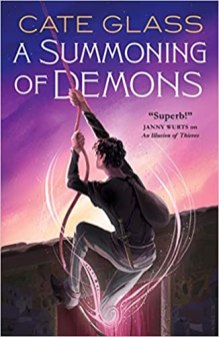 summoning of demons by cate glass