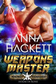 weapons master by anna hackett